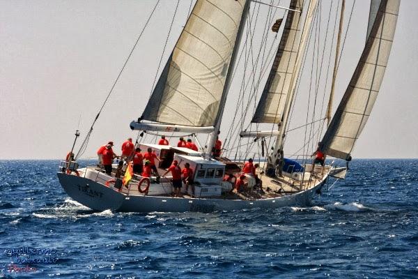 A vela por la Costa del Azahar