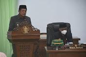 Bupati Andi Kaswadi Hadiri Rapat Paripurna DPRD Kabupaten Soppeng, Ajak Pimpinan dan Anggota Dukung Pelaksanaan Pembangunan