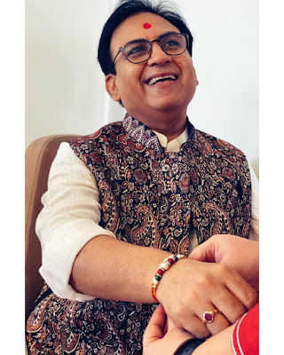 Dilip Joshi age, net worth, wife, instagram, family, son,  salary biography in hindi
