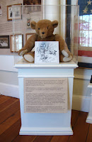 Replica of the original Teddy bear