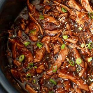 Slow Cooker Honey Garlic Chicken Recipe