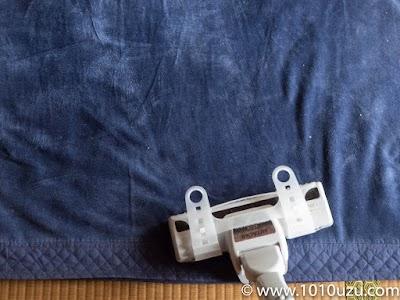 カバーが吸い付かず掃除機が動かしやすい