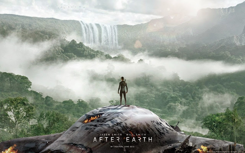 After Earth Wallpaper