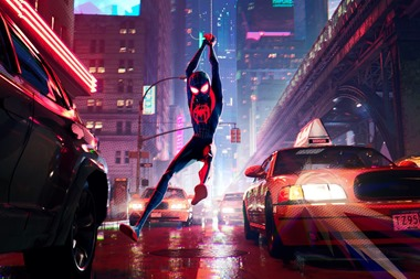 18. SpiderMan