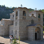 Монашење у Јован Долу и Литургија