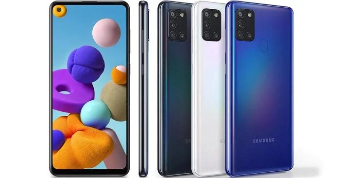 Samsung Galaxy A21s Kelebihan Kekurangan