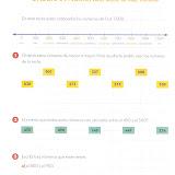 ordenar números del 0 al 1.000♥♥♥DA LO QUE TE GUSTARÍA RECIBIR♥♥♥ https://picasaweb.google.com/betianapsp