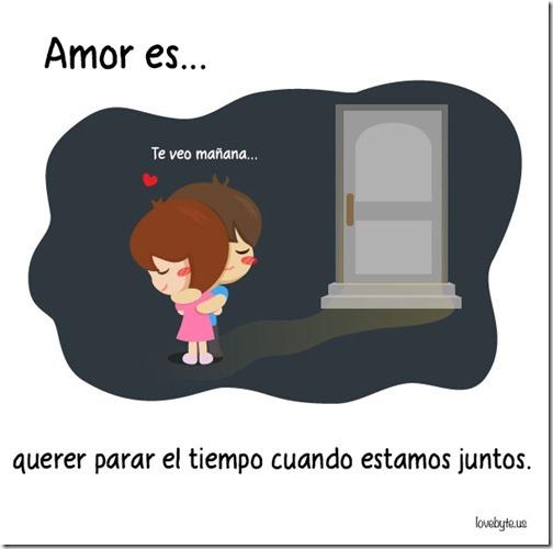 el amor es  (10)