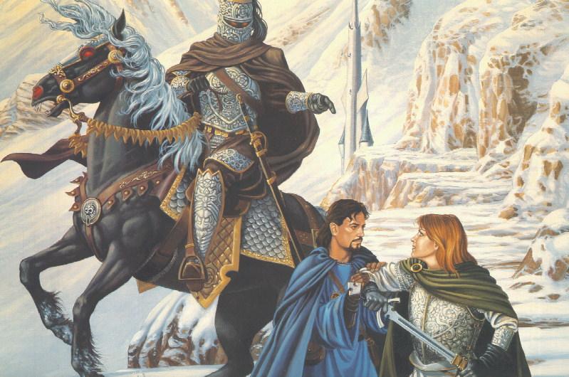 Lord Soth, Magick Warriors 5