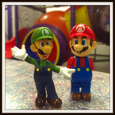 POD: Mairo and Luigi