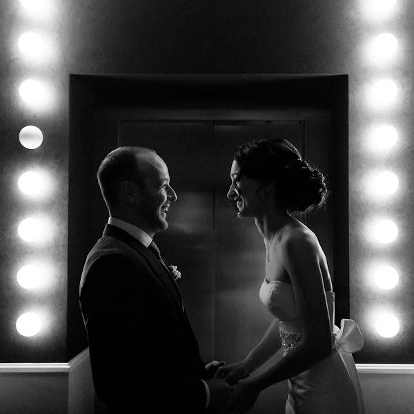 Wedding photographer Alina Kamenskikh (AlinaKam). Photo of 05.01.2016