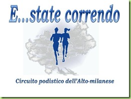 estate correndo