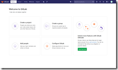 GitLab-Projects-Dashboard