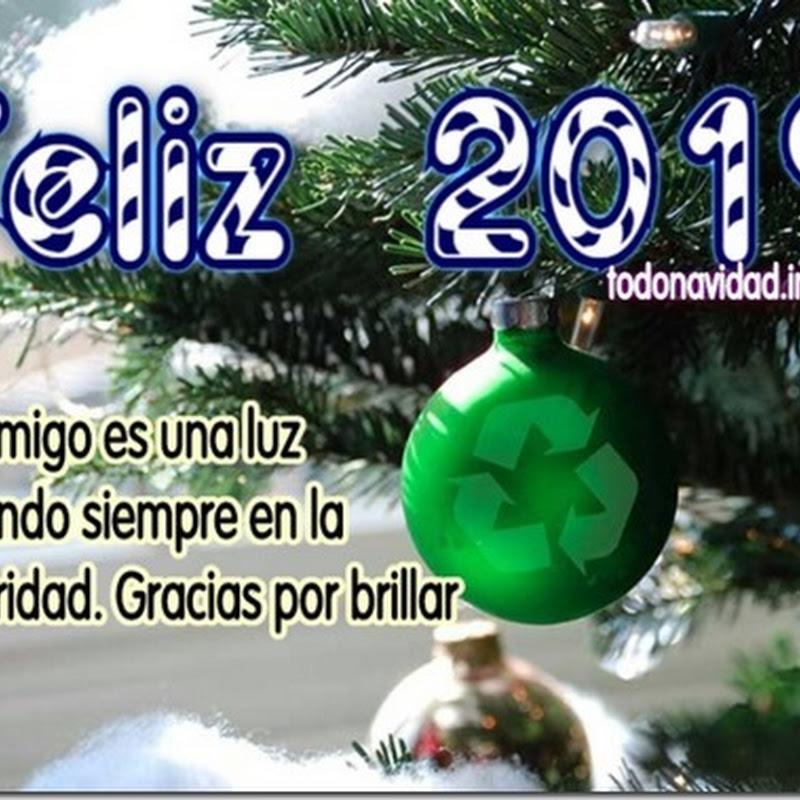 Feliz año 2020  Feliz Navidad para amigos
