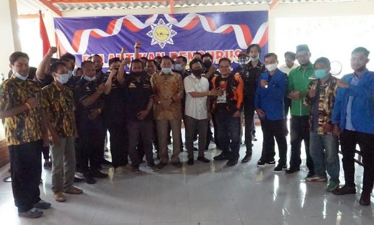 Pelantikan AMPI Gunungkidul, Gandung Pardiman: Pemuda Agen Perubahan