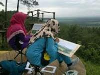 Pesona Indah Wisata Kemit Forest Education