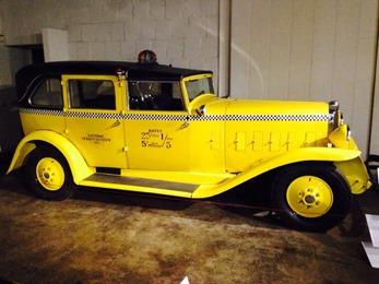 Checker 1932 Model T