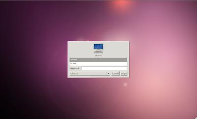 Ubuntu 11.10 Oneiric Ocelot LightDM