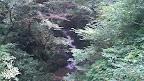 山道途中にある小さい滝(雨乞いの滝)@@@512@@@288