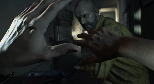 Capcom Releases Resident Evil 7 With VR Support - Here Are Some Of The Scariest Images