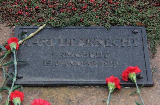 Grab Karl Liebknecht