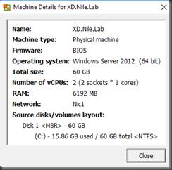 Nutanix Pedia: P2V: Migrate Physical Servers to Nutanix AHV Using