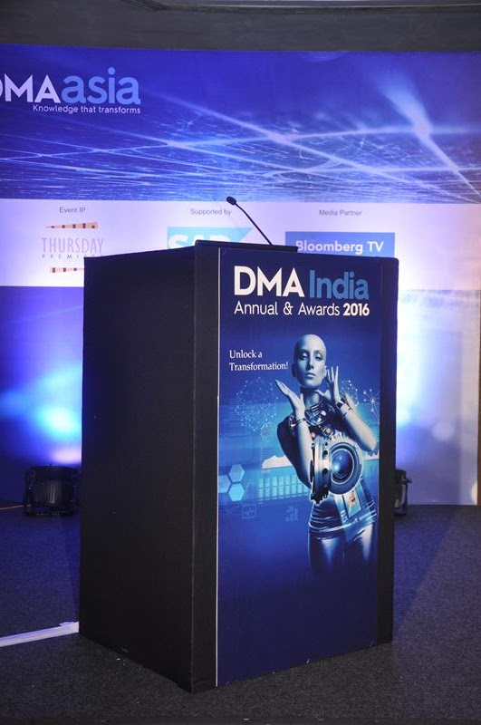 DMA India Annual & Awards 2016  - 7