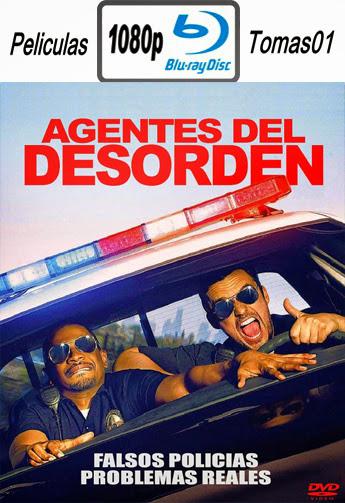 Agentes del Desorden (2014) BRRip 1080p