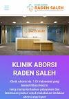 Kenapa Perlu Aborsi? Klinik Aborsi Raden Saleh Jakarta, Solusi Aborsi Aman