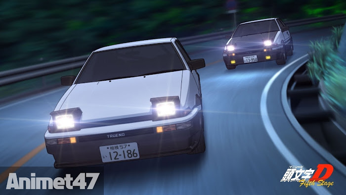 Ảnh trong phim Initial D Fifth Stage 1