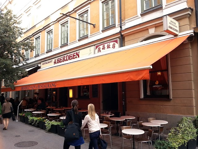 Aberdeen China Restaurant