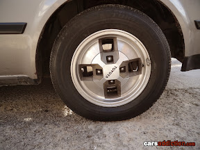 Original 1982 Celica wheels