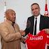 الفيفا يوقف رئيس الاتحاد الأفريقي أحمد أحمد خمس سنوات 