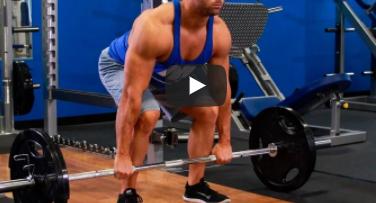 Full-Body Strength Workout deadlift