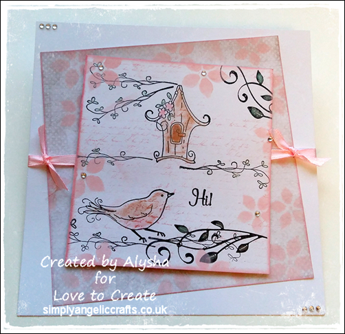 february 5th using polkadoodles Papillon Stamps and pans WITH BORDER