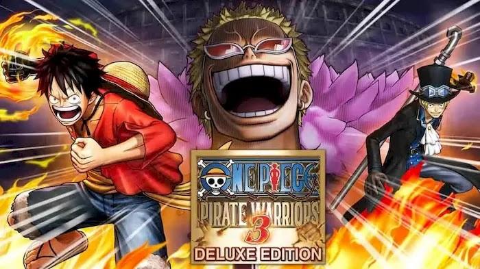 Best One Piece Games Pirate Warrior 3
