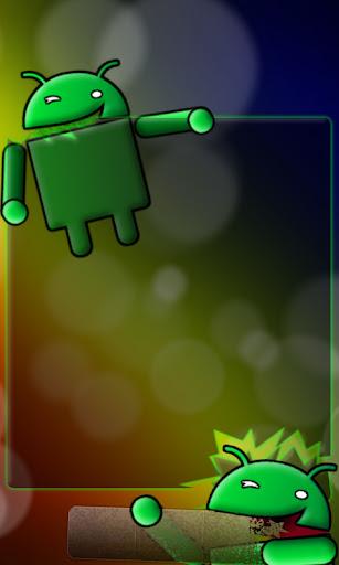 Color Bubbles Single Screen Dock Chomp Agenda screen 3 wallpaper by eyebeam