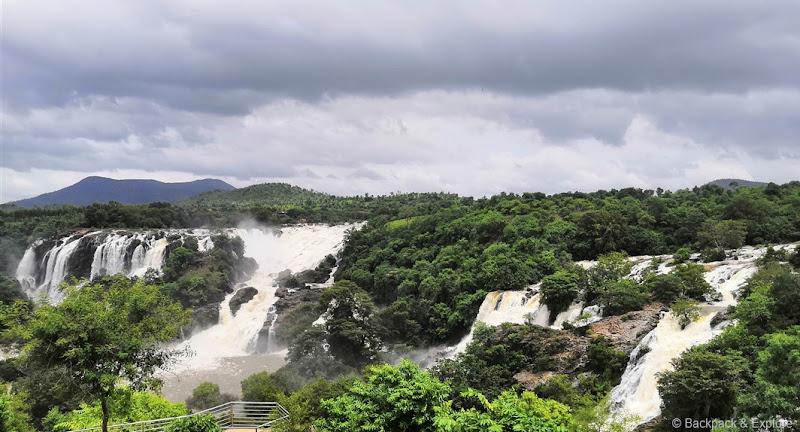 Barachukki Falls, Shivanasamudra, Karnataka
