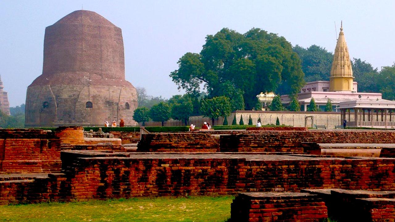 Sarnath Temple Varanasi