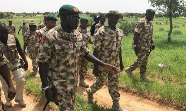Much Ado About Buratai's Battle Against Insurgents And Nigerian Disintegration ~Omonaijablog