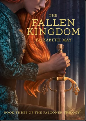 The Fallen Kingdom  (The Falconer #3)