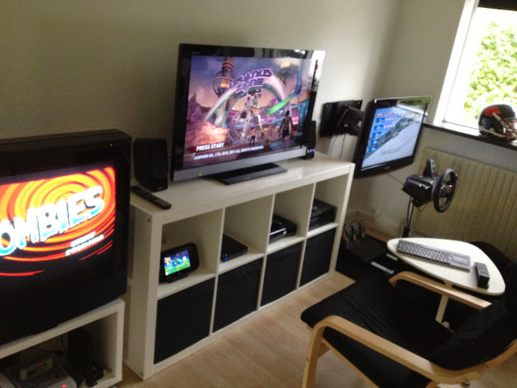 Shmupssystem11org View Topic Gaming Setup And Furniture