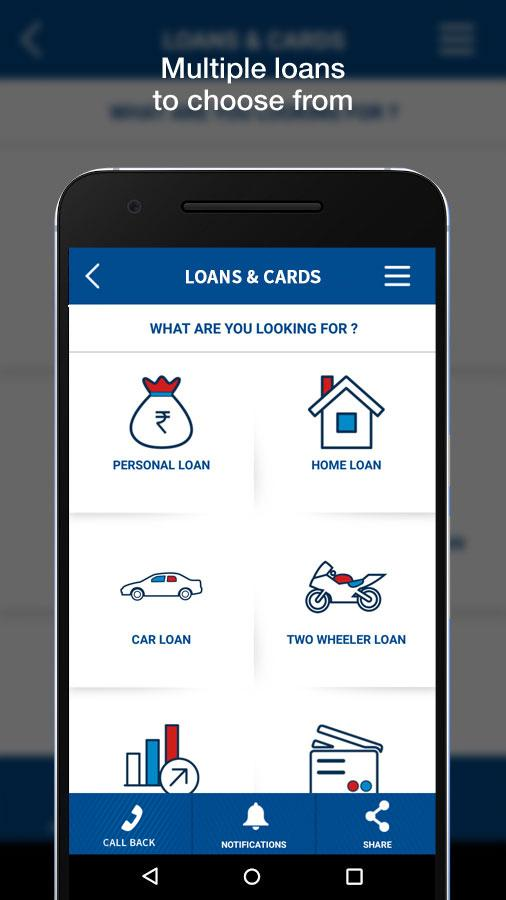 Loan Assist - HDFC Bank Loans- screenshot