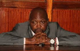 Moses Kuria arrested and will spend the weekend behind bars. PHOTO | BMS