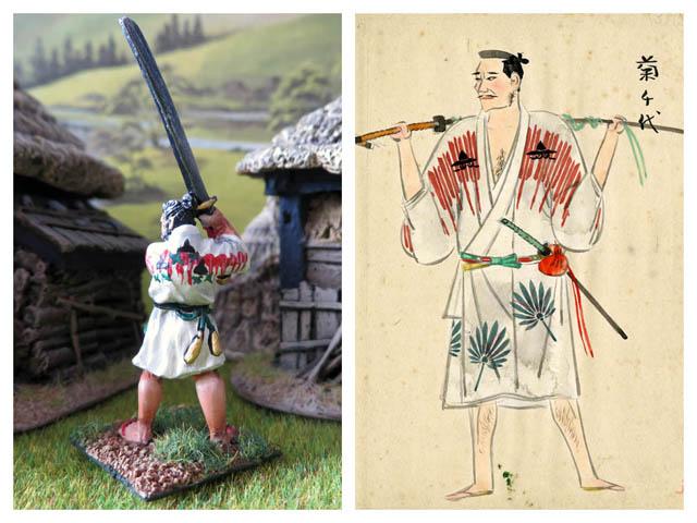 Les Sept Samourais ! *** MàJ : Epilogue *** 04_SevenSamurai_7_Kikuchiyo_lowres