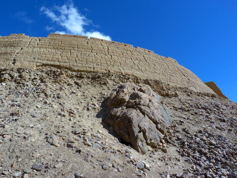 XINJIANG. Karakoram Highway, lune des plus haute route au monde, en passant a 4400 m - P1280584.JPG