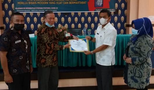 Pemko Payakumbuh Dorong Tata Kelola Dan Digitalisasi Koperasi Menuju Bisnis Modern