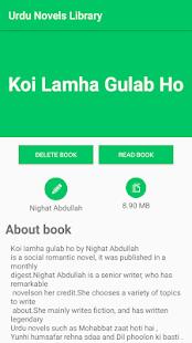 Urdu Novels Library - náhled