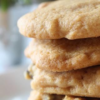 Best Ever Butterscotch Peanut Butter Chocolate Chip Cookies!