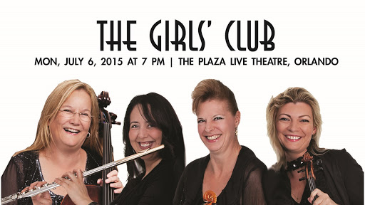 The Girls' Club from the Orlando Philharmonic